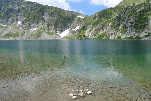 Rila, Lake, Bulgaia
