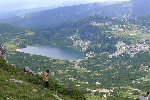 Rila, Lake, Bulgaria