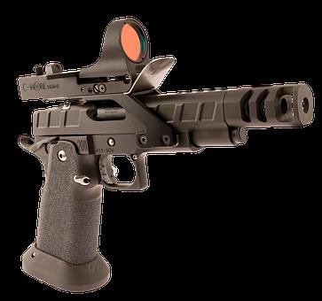 Competition, Handgun, Uspsa, 38 Super Comp