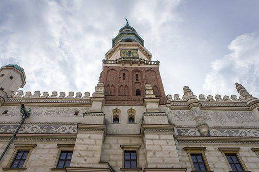 Poznan, Old Town Square, Old, City, Historic, Buildings