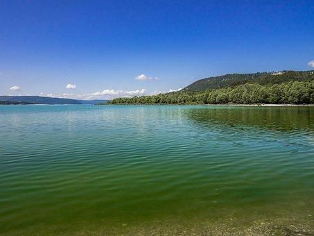 Lac De Saint Croix, Lake, Provence, France