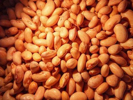 Beans, Peas, Red, Leguminous, Plants, Red Bean, Nature
