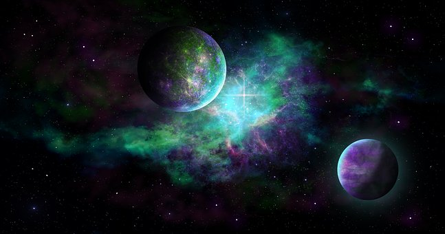 Planets, Space, Universe, Galaxy, Cosmos, Stars