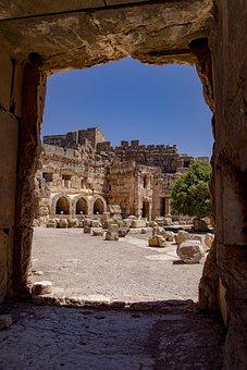 City, Roman, Antique, Antiquity, Ruin, Architecture