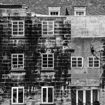 Tynemouth, Ruin, Architecture, Forget, Building, Old
