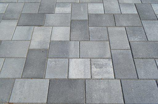 Patch, Concrete Stone Paving, Hybrid Joint