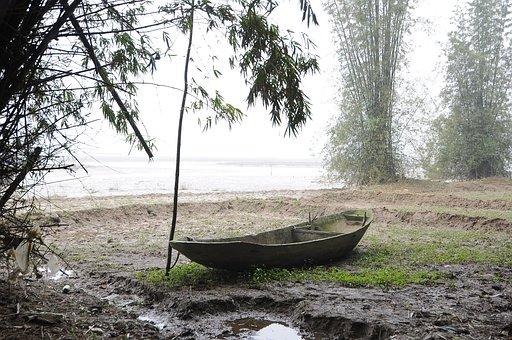 Boat, Canloc, Hatinh