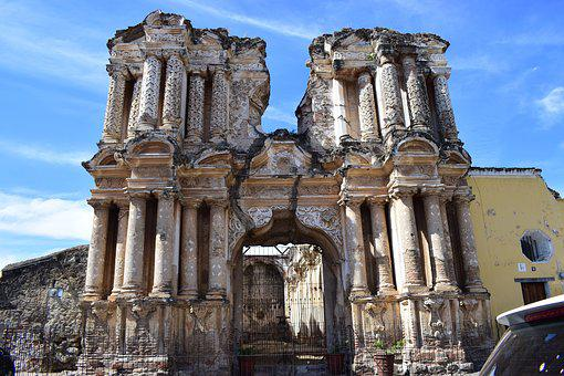 Church, Ruins, Architecture, Old, Historical, Religion