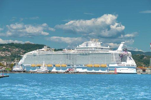 Cruise, Symphony, Oftheseas, Italy, Laspezia, Summer