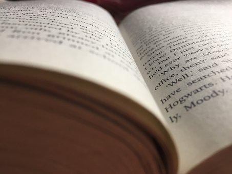 Book, Photo, Paper, Page, Glasses, Antique, Books