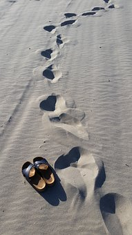 Away, Beach, Nature, Sand, North Sea, Mood, Vacations