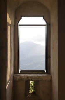Window, Landscape Window, Castle, Fortress, Home Page