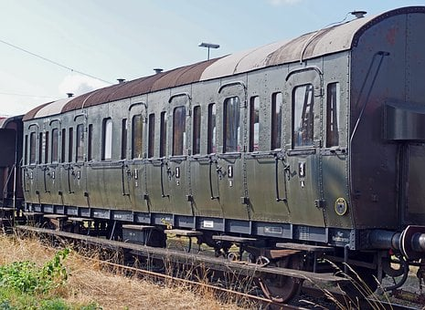 Unit Compartment Car, German Reichsbahn, Drg