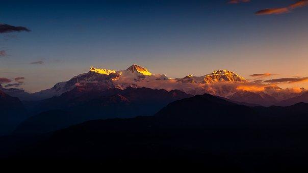 Travel, Mountain, Himalayas, Landscape, Adventure