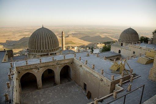 Madrasah, Zinciriye Medresesi, Mardin, Mesopotamia