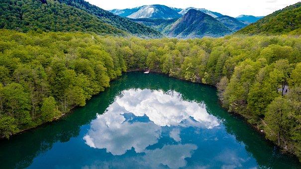 Bjelasica, Crna Gora, Montenegro, Mountain, Lake