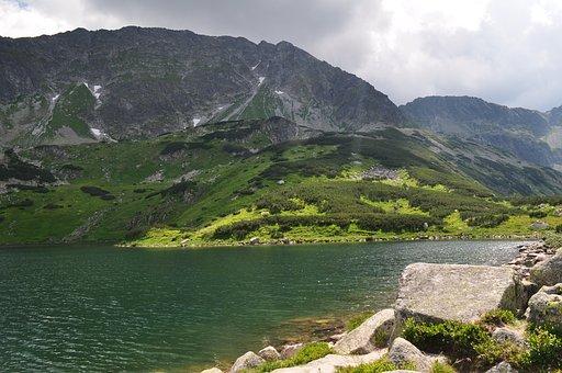 Dolina5stawów, Tatry, Mountain, Polska, Poland