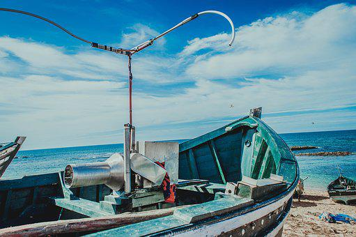 Boat, Sea, Life, Ocean, Water, Sky, Nature, Lake, Blue