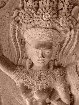 Angkor, Cambodia, Temple