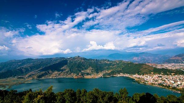 Travel, Nature, Cloud, Sky, Landscape, Water, Sea