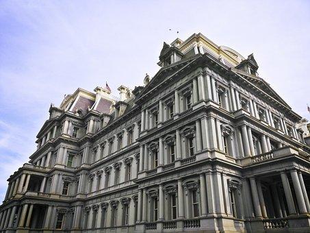 Eisenhower Executive Office, Washington Dc Building