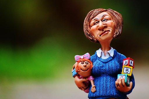 Baby-sitter, Children Educator, Nanny
