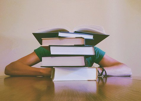 Books, Student, Studying, Learn, Read, Knowledge