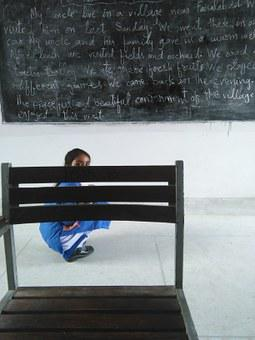 School, Student, Black Board, Classroom, Education