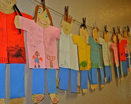 Elementary School, Art Projects, Education, Elementary