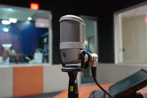 Microphone, I Am A Student, Musi, Recording Studio