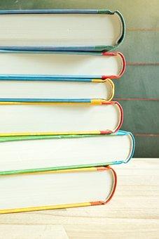 Books, Knowledge, Stack, Graduation, Work, Borrow