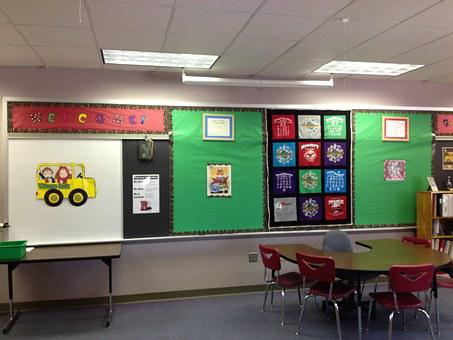 Classroom, School, Learn, Student, Elementary, Lesson