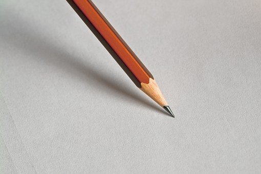 Pencil, Office, Design, Creative, Paper, Idea, Job