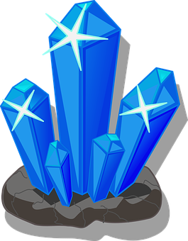 Crystals, Minerals, Salt, Berg Crystal, Quartz