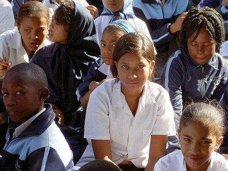 School, Children, Education, Child, Boy, Girl