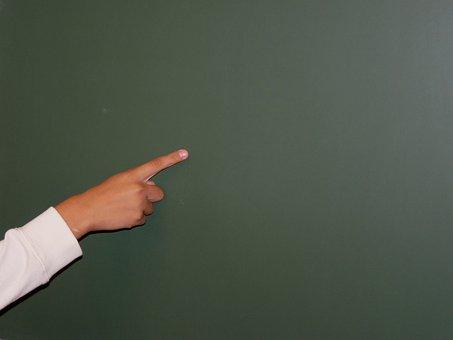 School, Board, Teaching, Blackboard, Learn, Students