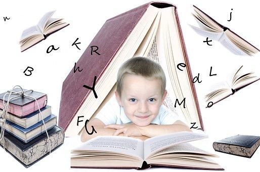 Student, School, Genius, Literature, Isolated, Leisure