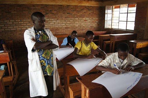 Teacher, Classroom, School, Student, Pupil, Teaching