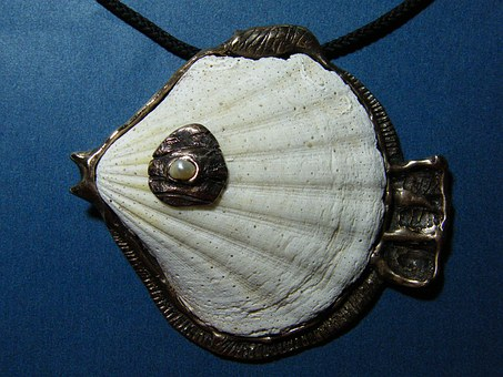 Jewel, Pearl River, Shell, Bronze, Product, The Clams