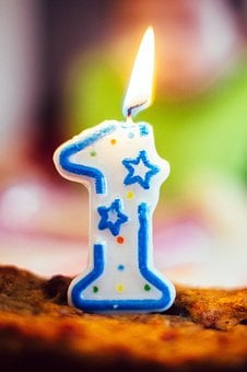 Candle, Birthday, Birthday Candles, Party, Celebration
