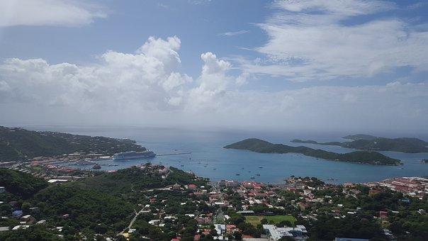 Usvi, St Thomas, Charlotte Amalie