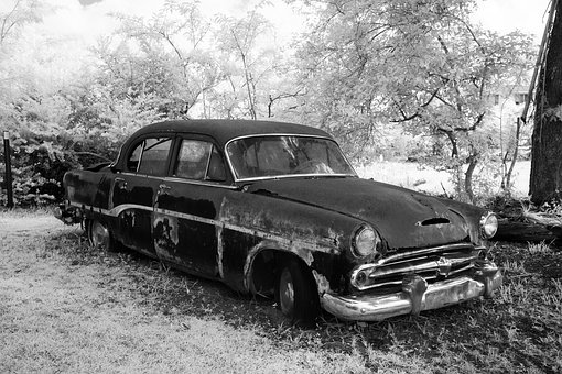 Oltimer, Auto, Crom, Old, Automotive, Usa, Cromfelgen