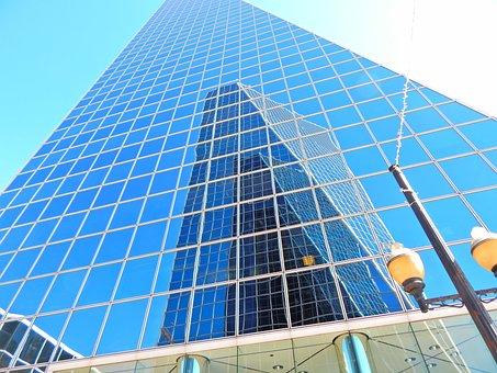 Regina, Downtown, Building, Saskatchewan, Skyscraper
