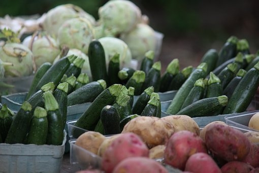 Vegetables, Veggies, Potato, Food, Healthy, Diet, Fresh
