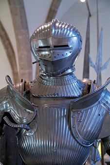 Bavaria, Knight, Armor, Ritterruestung, Helm, Harnisch