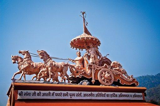 Krishna, Sculpture, Hindu, Hinduism, India, Statue, God