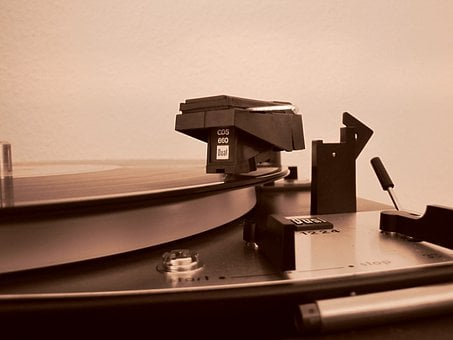 Turntable, Technology, Dual, Scratching, Music, Hang Up