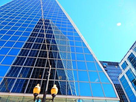 Regina, Saskatchewan, Architecture, Skyline, City