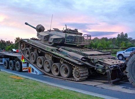Tank, Military, Weapon, Armored, Gun, Heavy, American