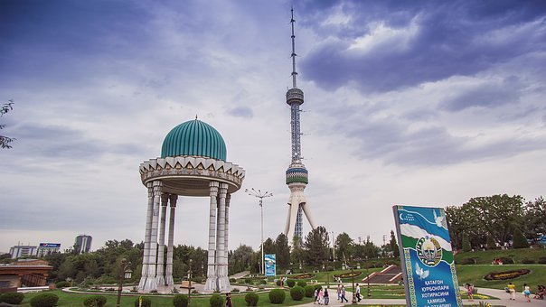 Tashkent, 2017, Uzbekistan, Middle Asia, East